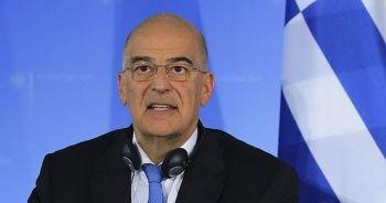 Yunanistan Dışişleri Bakanı karantinaya girdi