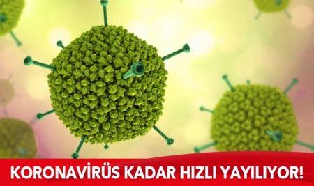Adenovirüs uyarısı: Koronavirüs kadar hızlı yayılıyor!