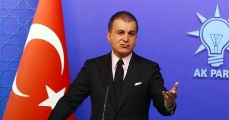 AK Parti Sözcüsü Çelik'ten CHP'li Çeviköz'e sert tepki
