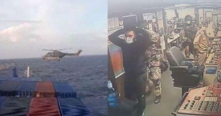 Almanya: Türk gemisinde yasak malzeme bulunmadı