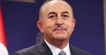 Bakan Çavuşoğlu: Haklı davalarında Filistin halkının her daim yanında olacağız