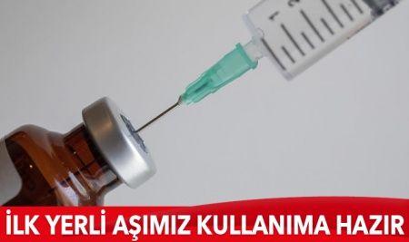 Bakan Koca: İlk yerli aşımız olan Tetanos-Difteri aşısı kullanıma hazır