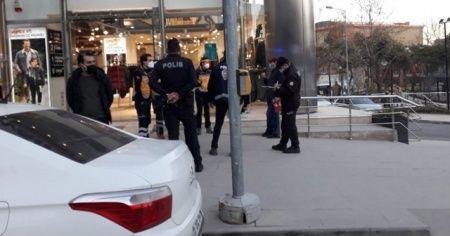 Bilecik'te karantinada olması gereken kişi maskesiz dolaşırken yakalandı!