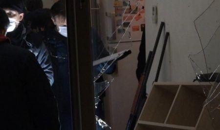 Bursa'da bir evde patlama, ortalık savaş alanına döndü