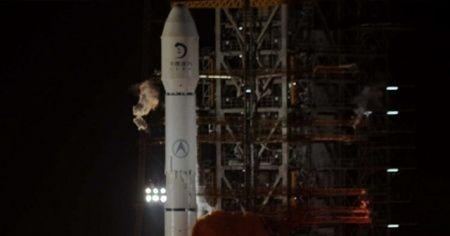 Çin'in uzay aracı Ay'a inecek