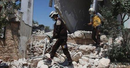 Esad rejiminden İdlib'e topçu saldırısı: 1 ölü