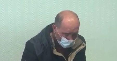 Evini ateşe veren baba, kızının ölümüne neden oldu