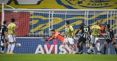Fenerbahçe 3-4 Beşiktaş | MAÇ ÖZETİ GOLLERİ