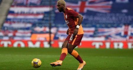 Galatasaraylı futbolcu Babel koronavirüsü atlattı