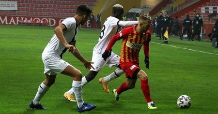 Kayseri'de golsüz beraberlik