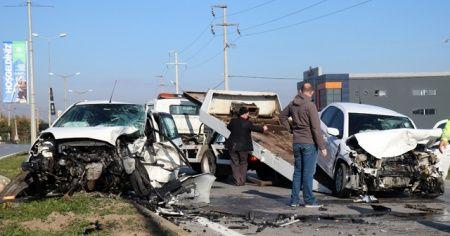 Kaza öncesi radara giren lise öğretmeni kurtarılamadı