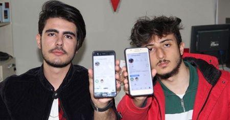 Liseli gençler Instagram'ın açığını buldu