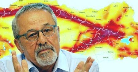 Malatya'daki depremin ardından Prof. Dr. Naci Görür'den kritik uyarı