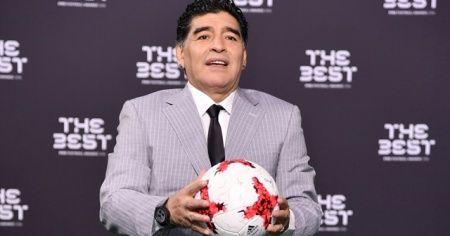 Maradona'nın vefatı İngiliz basınında geniş yer buldu