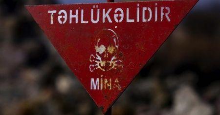 Mayın patlamadı: 4 Azerbaycanlı öldü