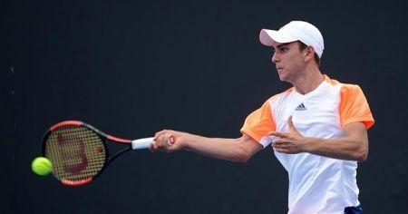 Milli tenisçi Ergin Kırkın Tunus'ta zirvede yer aldı
