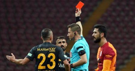 Muğdat Çelik: Kırmızı kartı hak etmedim