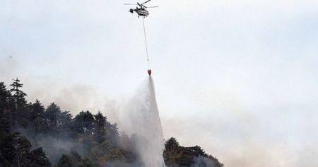 Orman Genel Müdürlüğünün hava gücü filosuna takviye