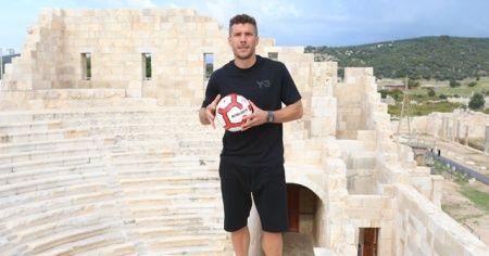 Podolski: Türkiye benim ikinci vatanım