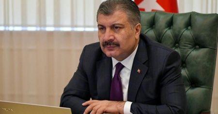 """Sağlık Bakanı Koca'dan """"hafife alma"""" paylaşımı"""