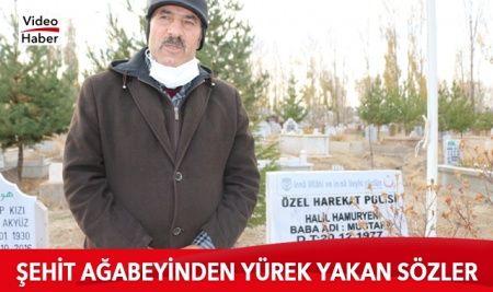 """Şehit ağabeyi Hamuryen: """"Bu kararı şehit kardeşime haber vermeye geldim"""""""