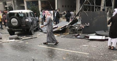 Suudi Arabistan'da patlama: 1 ölü