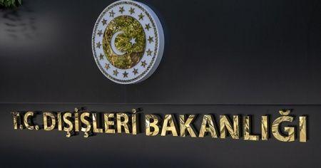 Türkiye Afganistan'da gerçekleşen terör saldırısını kınadı