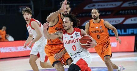 Türkiye Hollanda'yı mağlup etti