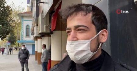 Yediği maske cezası sonrası verdiği cevap şok etti: İnşallah hepiniz yakalanır ceza yersiniz