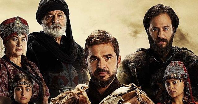 """""""Diriliş Ertuğrul"""" Pakistan'da 2020'de en çok aranan dizi oldu"""