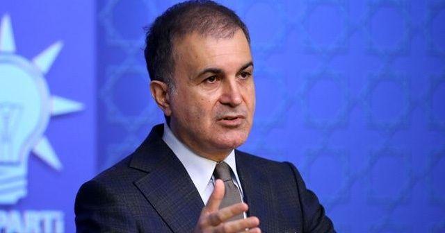 AK Parti Sözcüsü Çelik'ten Kılıçdaroğlu'nun sözlerine tepki