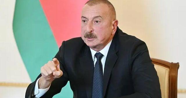 Aliyev'den Ermenistan'a: Bu sefer tamamen yok ederiz