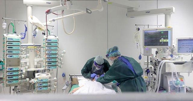 Almanya'da son 24 saatte 25 bin 533 yeni vak'a tespit edildi