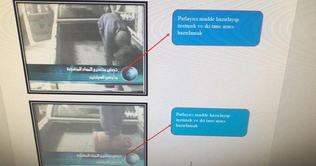 Ankara'da eylem hazırlığındaki DEAŞ'lı teröristler yakalandı