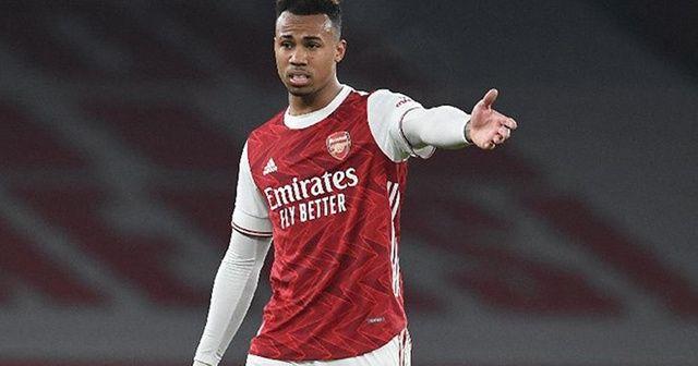Arsenal'in Brezilyalı stoperi Gabriel'in Kovid-19 testi pozitif çıktı