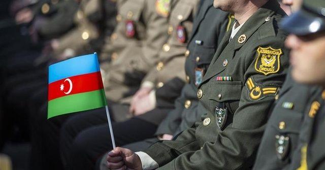 Azerbaycan Dağlık Karabağ'da 2802 şehit verdi