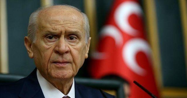 Bahçeli'den Kılıçdaroğlu açıklaması
