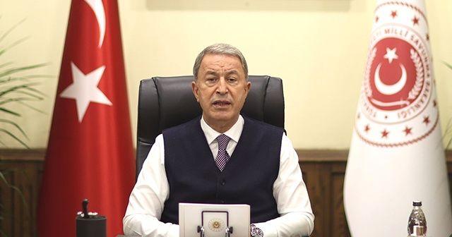 Bakan Akar: Personelimiz Azerbaycan'a gitti, orada hazır bekliyor