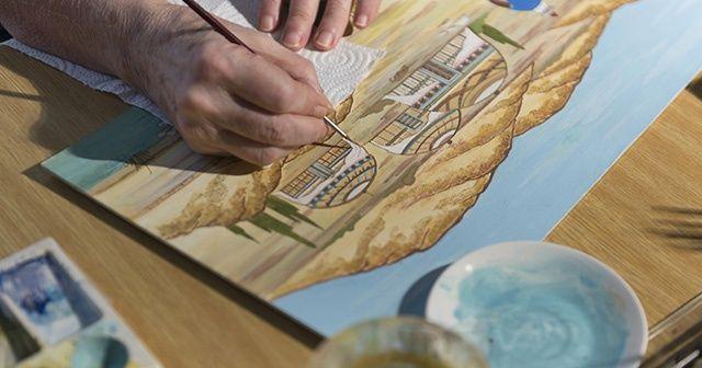 Bakan Ersoy: Minyatür sanatı artık bir dünya mirası