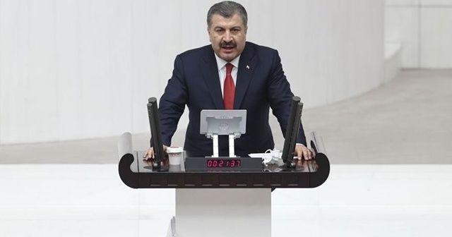 Bakan Koca'dan Türk aşısı açıklaması: Faz-2 çalışmaları 25 Aralık'ta başlayacak