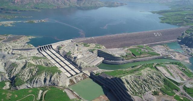 """Bakan Pakdemirli: """"Ilısu Barajı tam kapasiteyle elektrik üretimine başladı"""""""
