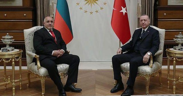 Borisov: Erdoğan beni tebrik ettiği için rahatsız oldular