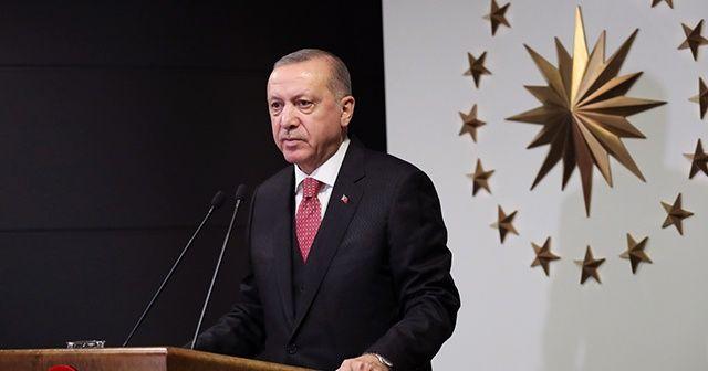 Cumhurbaşkanı Erdoğan: Hiçbir denetim olmadığında dijitalleşmenin bizi götüreceği yer faşizmdir