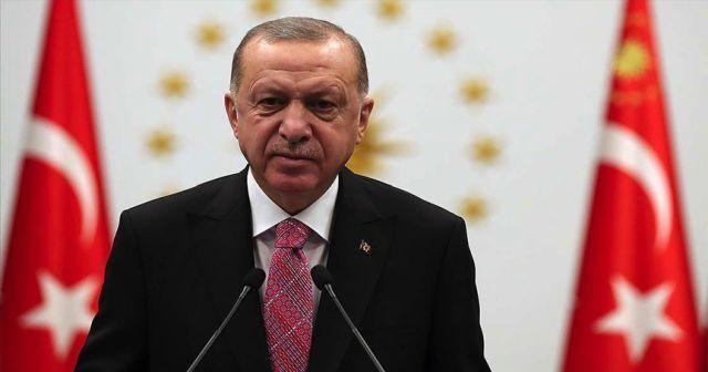 Cumhurbaşkanı Erdoğan: Milletimizi küresel rüzgarların önünde savurmak isteyenlere meydanı bırakmayacağız
