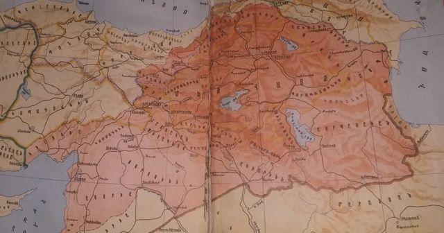 Ermeni işgalinden kurtarılan Terter'de skandal harita