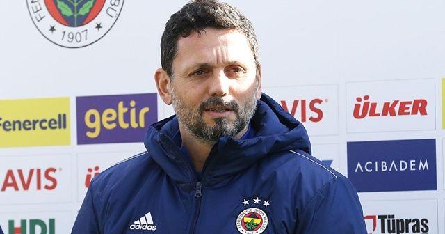 Erol Bulut: Fenerbahçe'ye 3 puanı getirecek kimse o oynayacak