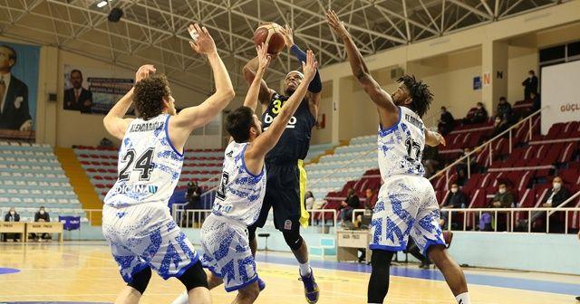 Fenerbahçe Beko ilk yenilgisini aldı
