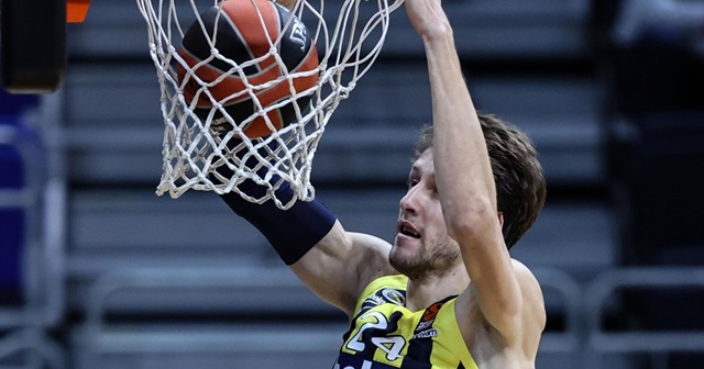 Fenerbahçe Beko, Olympiakos'u yendi
