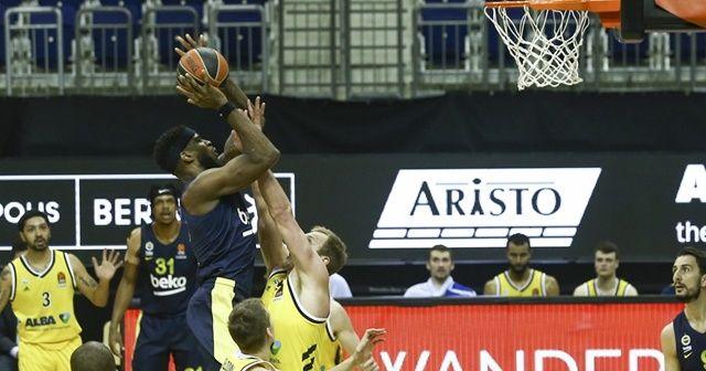 Fenerbahçe Beko, THY Avrupa Ligi'nde bu sezon 8'inci mağlubiyetini aldı