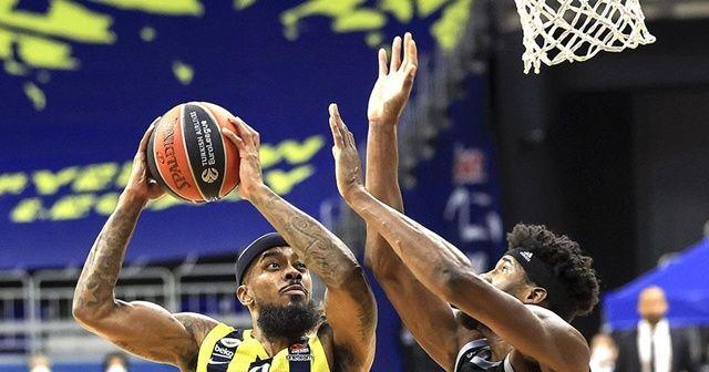 Fenerbahçe THY Avrupa Ligi'nde rahat kazandı